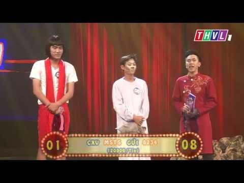 Cười xuyên Việt - Chung kết 4: Cô bé da đỏ quàng khăn - Nguyễn Huỳnh Nhu, Lâm Văn Đời