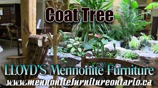 Mennonite Coat Tree
