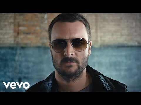 WATCH: Music Video of Eric Church's