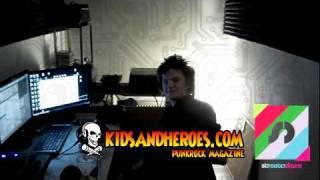 Video Kids And Heroes radio show s JirkouK a jako host Kečup ze skupin