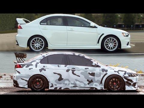 Crazy Sports Car Transformation!