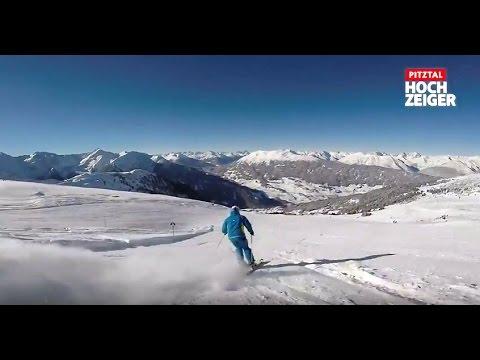 Hochzeiger Skigebiet - Januar 2017 - ©HochzeigerPitztal