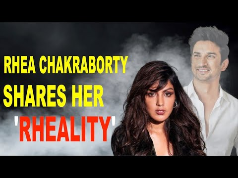 Rhea Chakraborty shares cryptic post ahead of Sushant Singh Rajputs first death anniversary