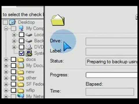 Prevent Windows XP Disasters - Backup your System