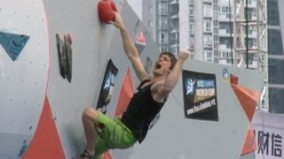 Bouldering World Cup Series - Best Of IFSC 2014