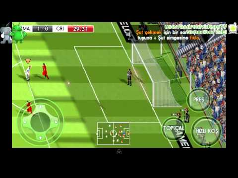 Real Football 2014 Android GamePlay