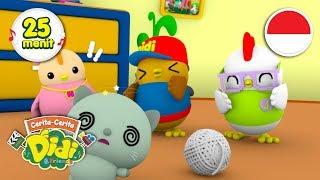 Video Kumpulan Lagu Cerita Anak Balita | Didi & Friends Indonesia | Main Dengan Bingo & Lain-lain MP3, 3GP, MP4, WEBM, AVI, FLV April 2019