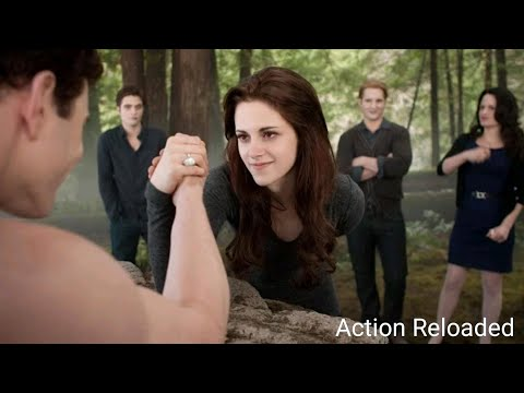 Bella's Transformation And Unbielievable Powers In HD (Twilight: Breaking Dawn Part 1)