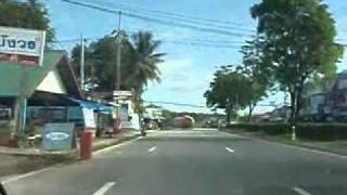 La-ngu Thailand  city images : Overview of Pak Bara town, Satun