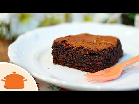 Como Fazer Brownie de Chocolate Maravilhoso - Receita Prática