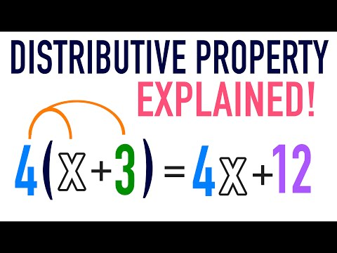 ☆ Learn To Understand And Apply The Distributive Property | Common Core Algebra