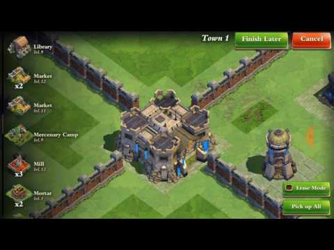 #6 Dominations Defense Building Mechanics Explained!