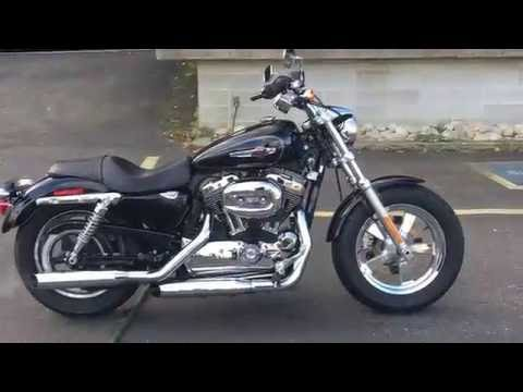 2013 Harley-Davidson Sportster Custom