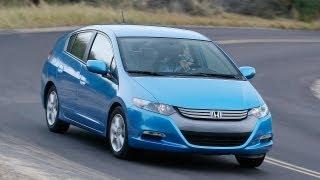 2009 Honda Insight EX Road Test - CAR And DRIVER
