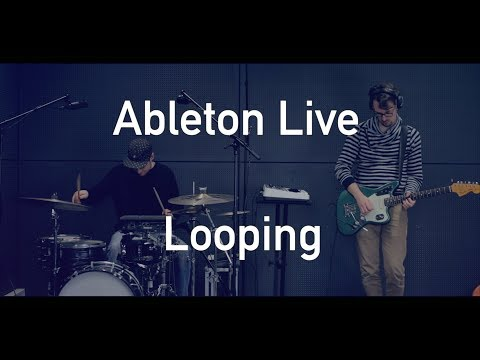 The North - Ableton Live Looping #1: Close