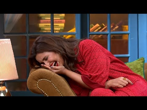 The Kapil Sharma Show - Movie Jabariya Jodi Uncensored Footage   Parineeti Chopra, Sidharth Malhotra