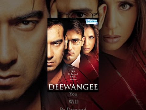 Deewangee Hindi Full Movie - Ajay Devgan - Akshaye Khanna - Urmila Matondkar - Bollywood Hit Film
