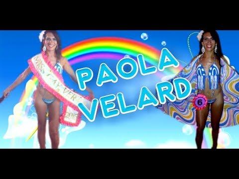 Paola Velard Miss Verão Gay Campeã 2015-Soure