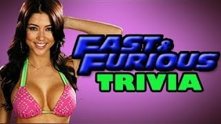 Nonton FilmStrip: Fast and Furious Trivia with Arianny Celeste Film Subtitle Indonesia Streaming Movie Download