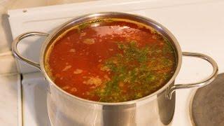 Борщ, вкусный рецепт [Домашняя Кухня]