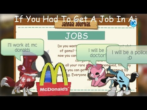 Video If You Had To Get A Job In Animal Jam download in MP3, 3GP, MP4, WEBM, AVI, FLV January 2017