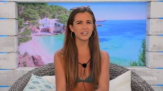Millie reveals her favourite sex position | Love Island Australia 2018