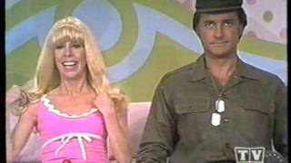 Barbi (Barbari) and Ken (Ben) and GI Joe (Jack) on the Carol Burnett Show