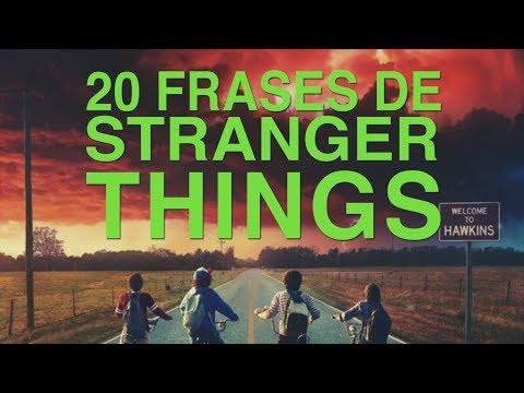 Poemas cortos - 20 Frases de Stranger Things  La serie tributo a los ochenta