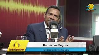 Radhamés Segura expresa espera concluyan investigaciones caso Odebrecht porque es inocente
