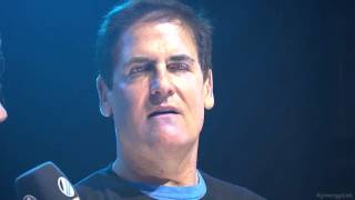 Mark Cuban - Fined $15,000 for F Bomb and responds by doubling it to $30,000 - League of Legends