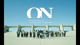 Video BTS (방탄소년단) 'ON' Kinetic Manifesto Film : Come Prima download in MP3, 3GP, MP4, WEBM, AVI, FLV January 2017