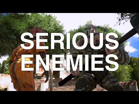 Serious Sam 4: Planet Badass : Serious Sam 4 - Serious Ennemies