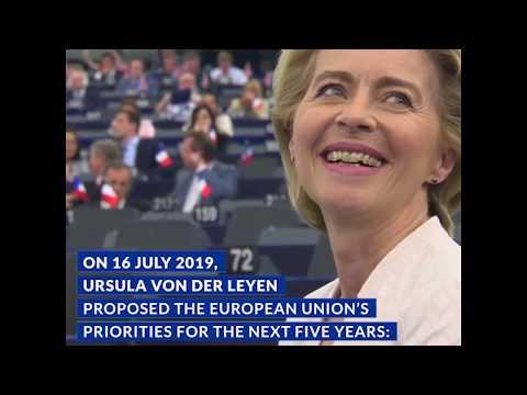 I Ruggenti Anni Venti dell'Unione Europea di Ursula von der Leyen