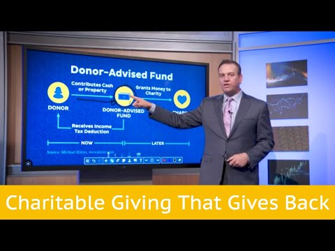 Charitable Giving That Gives Back S. 5  |  Ep. 10