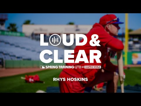 Loud and Clear: Mic'd up with Rhys Hoskins
