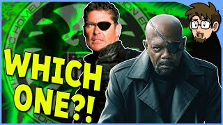 From the Marvel movies to the comics, Nick Fury has been presented as both black and white? So which is he in the comics?