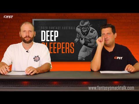 2020 Fantasy Football Deep Sleepers thumbnail