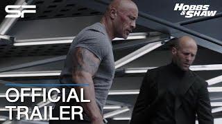 Hobbs And Shaw | Official Trailer ตัวอย่าง ซับไทย