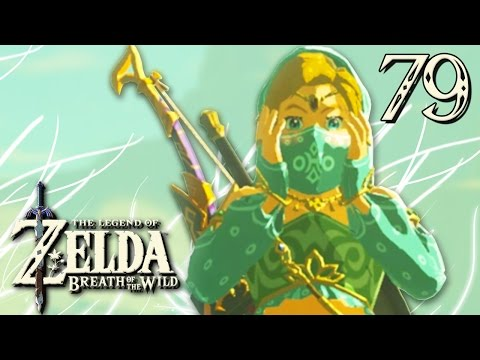 ZELDA BREATH OF THE WILD #79 : JE ME DÉGUISE EN FILLE !