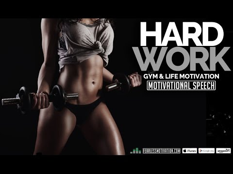 Monday Motivation | Harte Arbeit