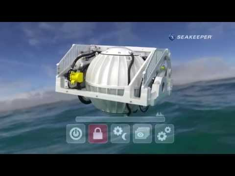 Seakeeper Gyroscopic Zero-Speed Active Stabilizer