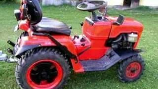 Malotraktor Mini MT8-070