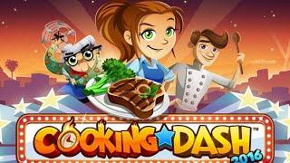 Cooking Dash 2016 videosu