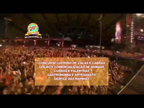 Vídeo Televisivo da 26ª Festa do Leite em São José do Divino-PI