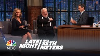 Can you guess who said which famous Game of Thrones quote? » Subscribe to Late Night: http://bit.ly/LateNightSeth » Get more ...