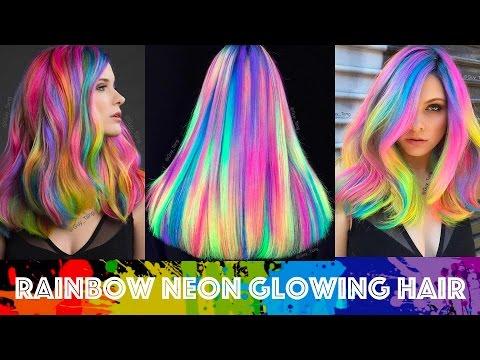 Video Tutorial Unicorn Hair by Guy Tang  Rainbow Hair Colour