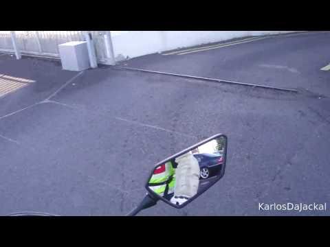 Fuel Injected Kawasaki Ninja 250r, startup and short ride