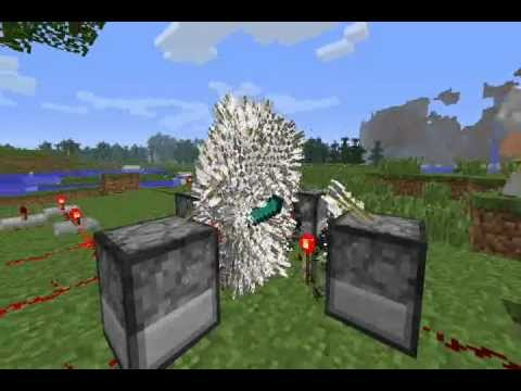 How to Make A Human Porcupine in Minecraft!