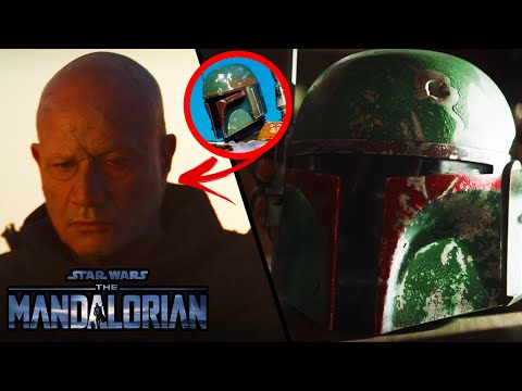 Everything You Missed In the MANDALORIAN SEASON 2 Episode 1 - BREAKDOWN, Connections, Easter Eggs