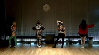 "DO YOU LOVE ME"" Dance Practice (안무연습)"